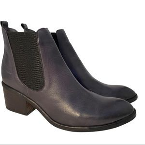 Bueno New Women's Chelsea Dunne Boot Black size 40